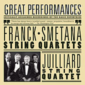 Play & Download Smetana and Franck String Quartets by Juilliard String Quartet | Napster