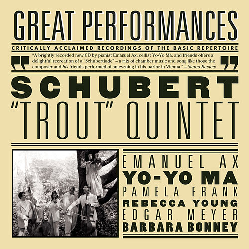 Play & Download Schubert: Trout Quintet; Arpeggione Sonata; Die Forelle by Various Artists | Napster