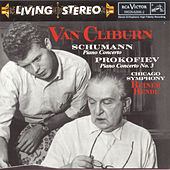 Play & Download Schumann, Prokofiev: Piano Concertos by Van Cliburn | Napster
