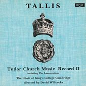 Play & Download Tallis: Tudor Church Music II (Lamentations of Jeremiah) by Various Artists | Napster