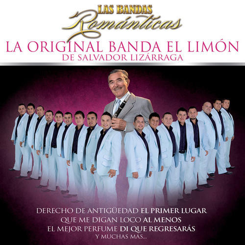 Play & Download Las Bandas Románticas by La Original Banda El Limon de Salvador Lizárraga | Napster