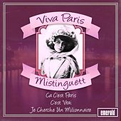 Viva Paris by Mistinguett
