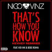 That's How You Know (feat. Kid Ink & Bebe Rexha) (HEYHEY Remixes) by Nico & Vinz