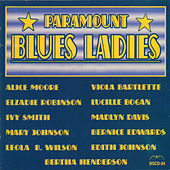 Paramount Blues Ladies by Various Artists