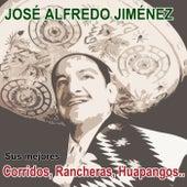 Play & Download Sus mejores corridos, rancheras, huapangos… by Jose Alfredo Jimenez | Napster