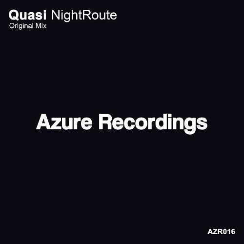 Play & Download NightRoute by Quasi | Napster