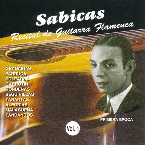 Play & Download Recital de Guitarra Flamenca Vol. 1 by Sabicas | Napster