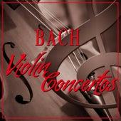 Bach: Violin Concertos by Philharmonia Slavonica