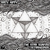 The Star Surfing Tetrahedron by Dirty Hippy