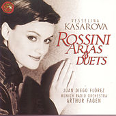 Play & Download Rossini: Arias and Duets by Vesselina Kasarova | Napster