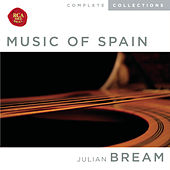 Music of Spain by Julian Bream