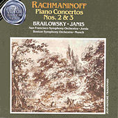 Rachmaninoff: Piano Concertos Nos. 2 & 3 by Various Artists