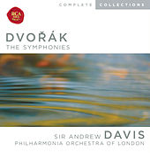 Dvorák: The Symphonies by Various Artists