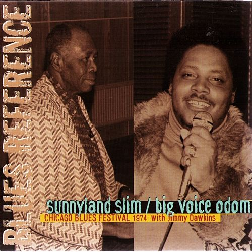 Play & Download Chicago Blues Festival 1974 With Jimmy Dawkins by Sunnyland Slim   Napster