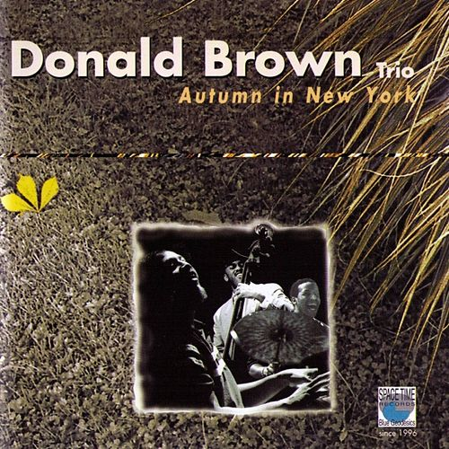 Play & Download Autumn in New York by Donald Brown | Napster