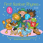 First Number Rhymes by Kidzone