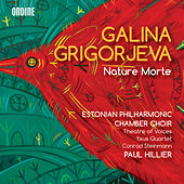 Galina Grigorjeva: Nature morte by Various Artists