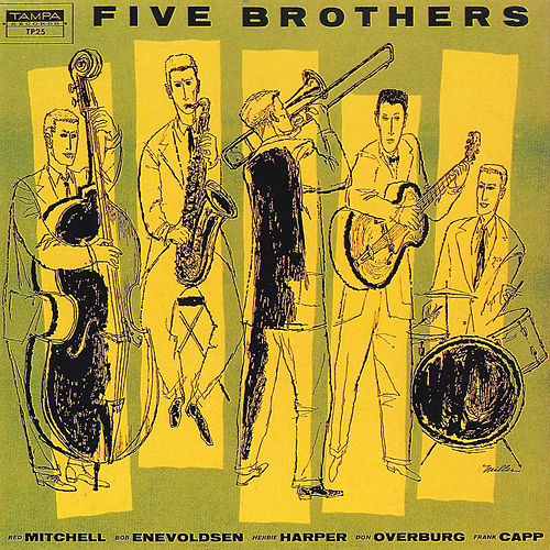 Play & Download Five Brothers by Herbie Harper | Napster