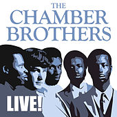 Live! by The Chambers Brothers