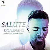 Play & Download Salute by Konshens | Napster