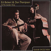At the Garden Party by Ed Bickert