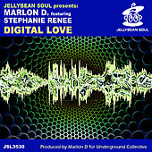 Play & Download Digital Love by Marlon D | Napster