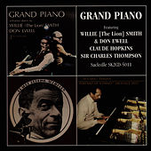 Grand Piano by Willie