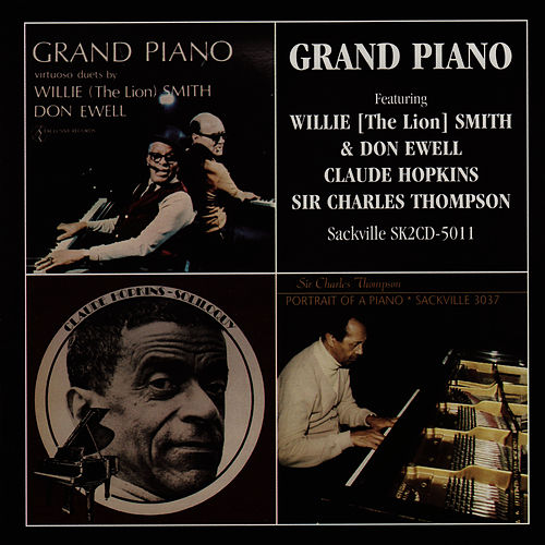 Grand Piano by Willie 'The Lion' Smith