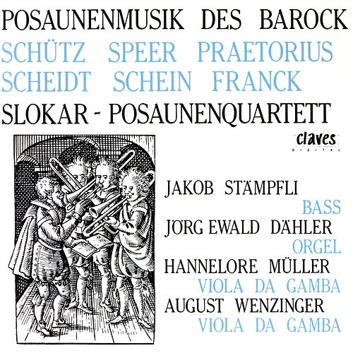 Play & Download German Baroque Music For Trombones by August Wenzinger | Napster