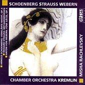 Schoenberg: Verklärte / Strauss: Metamorphosen / Webern: Funf Sätze by Various Artists