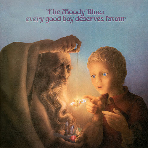 Every Good Boy Deserves Favour by The Moody Blues