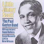 Regal Records: Live In New Orleans by Jimmy Scott