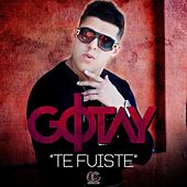 Play & Download Te Fuiste by Gotay