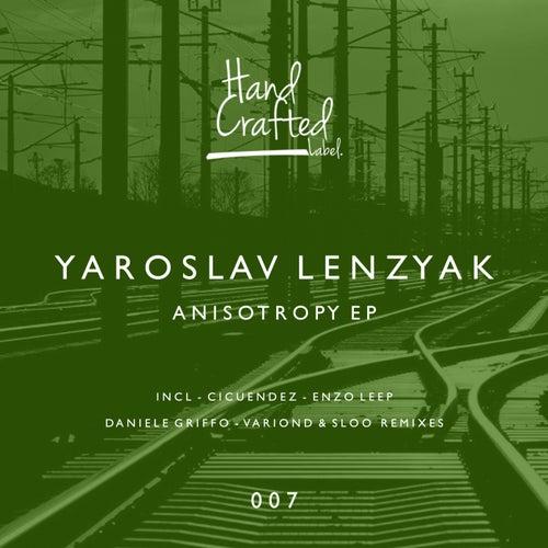 Anisotropy by Yaroslav Lenzyak