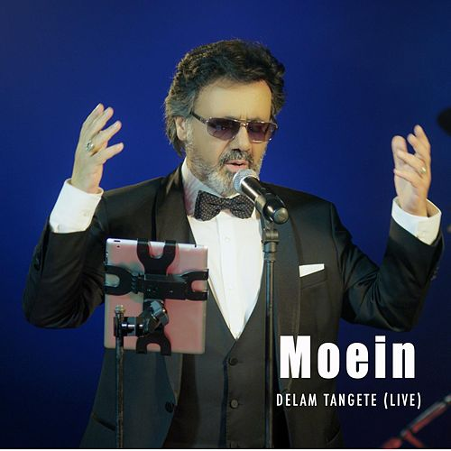 Play & Download Delam Tangete (Live) by Moein | Napster