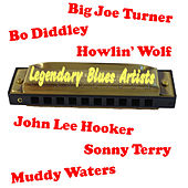 Legendary Blues Artists by Various Artists
