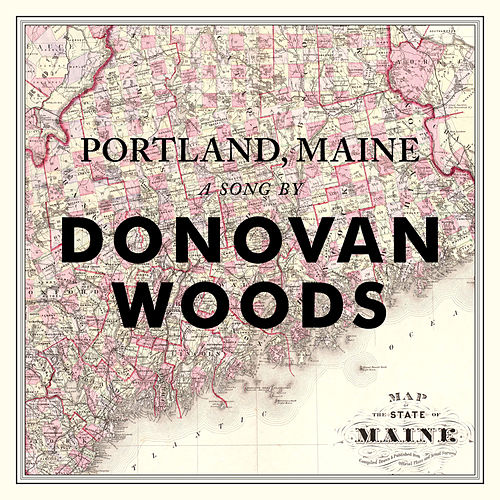 Play & Download Portland, Maine by Donovan Woods | Napster
