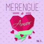 Merengue de Amor, Vol. 5 by Various Artists