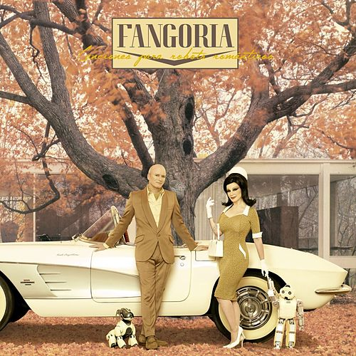 Play & Download Canciones para robots románticos by Fangoria | Napster