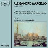 Alessandro Marcello: Monumenta Italicae Musicae by I Musici