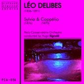 Sylvia & Coppélia by Paris Conservatoire Orchestra