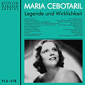 Play & Download Legende und Wirklichkeit by Maria Cebotari | Napster
