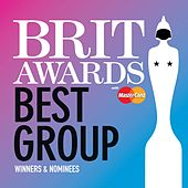 Brit Awards Best Group by Various Artists