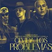 Olvida los Problemas (Remix) [feat. Xander El Imaginario & Bryant 5 Estrella] by Cosculluela