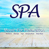 Spa Music: Music for Relaxation Meditation Massage Yoga Studying and Sleep Music by S.P.A