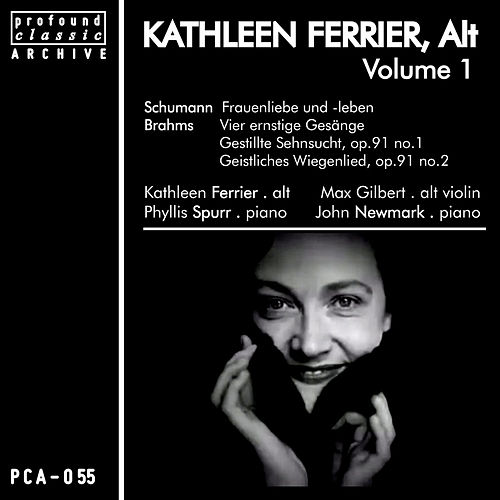 Play & Download Kathleen Ferrier, Contralto, Vol. 1 by Kathleen Ferrier | Napster