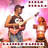 Laissez-passer by Diblo Dibala