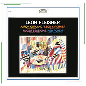 Play & Download Copland: Piano Sonata; Sessions: From My Diary; Kirchner: Piano Sonata; Rorem: Three Barcarolles by Leon Fleisher | Napster