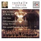 Play & Download Richard Strauss: Don Juan; Till Eulenspiegel; Also sprach Zarathustra by David Zinman | Napster