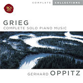 Grieg: Complete Solo Piano Music by Gerhard Oppitz